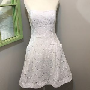 Lilly Pulitzer Eyelet Blossom Dress